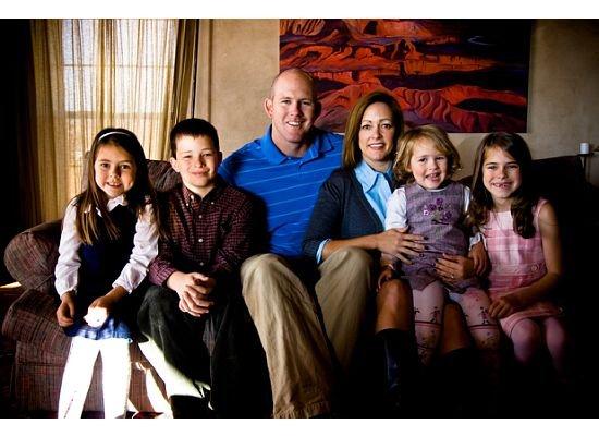 CPT Sampson Luke and Family